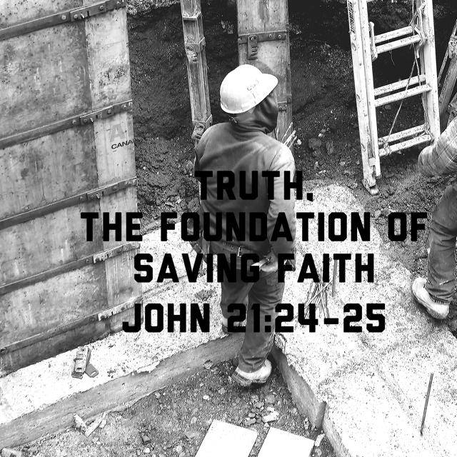 Saving faith saving faith array sermon truth the foundation of saving faith john 21 24 25 u2013 grace rh fandeluxe Gallery