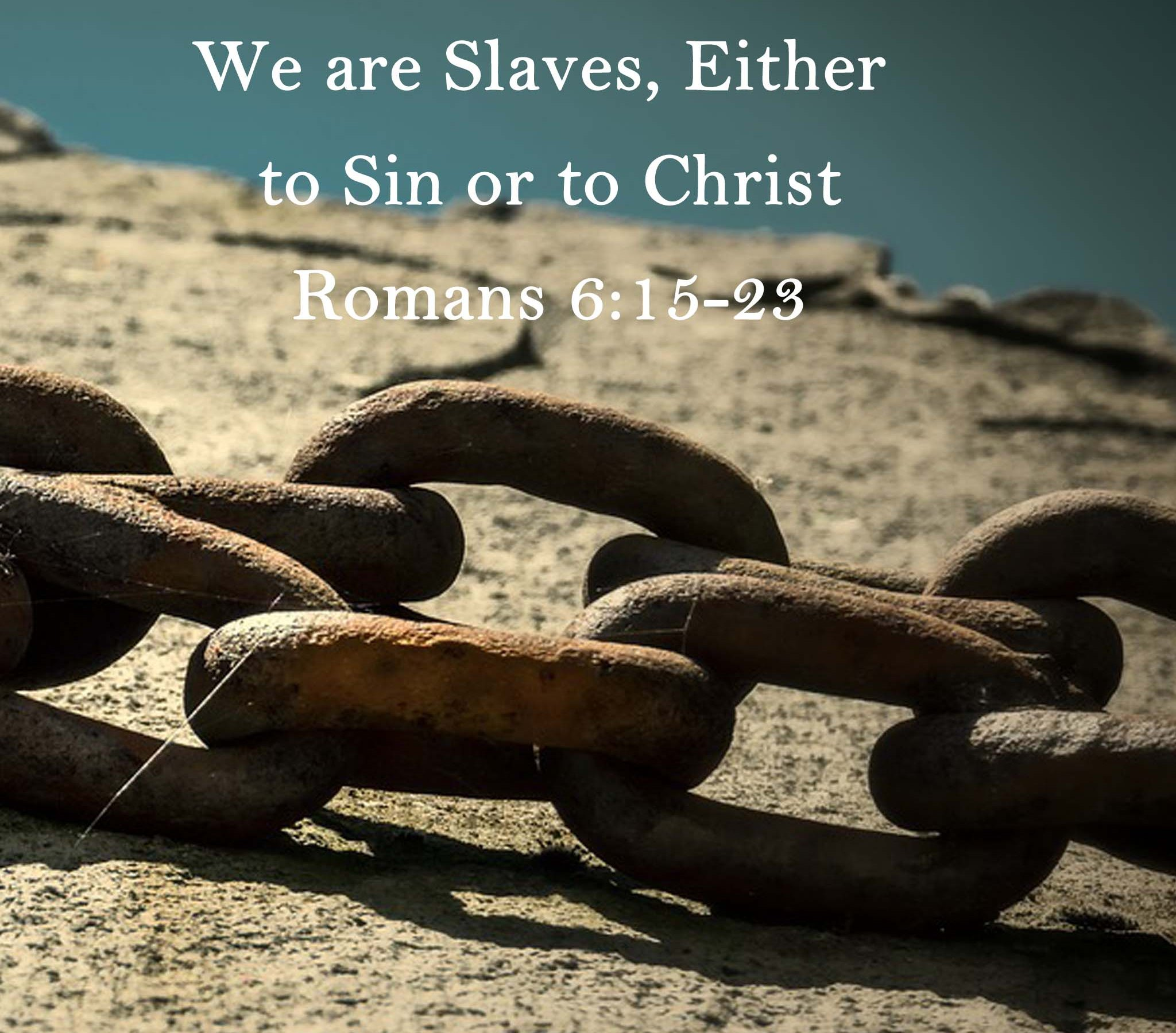 Image result for slaves of christ