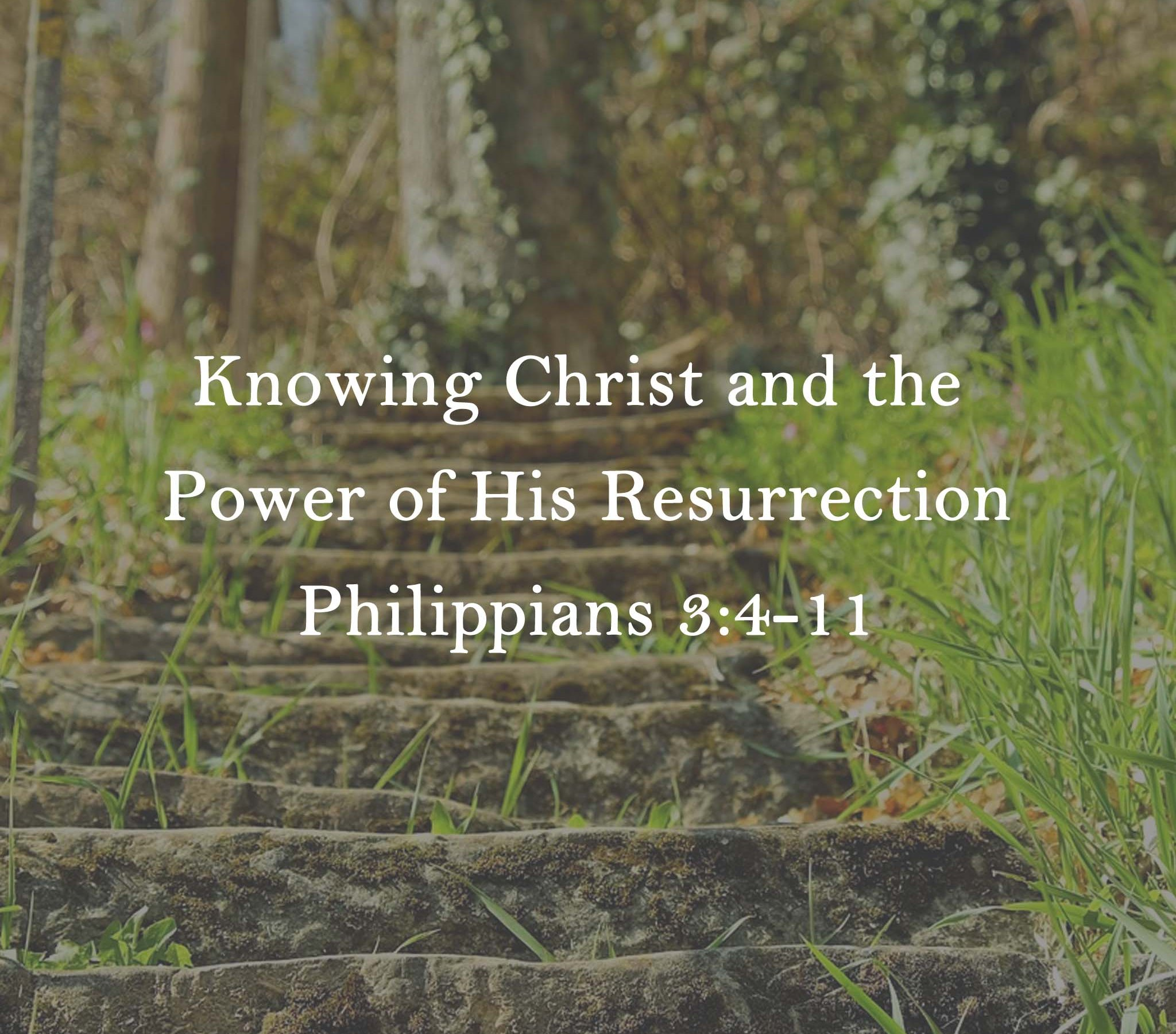 Page 3 – Theologically Reformed, Gospel Centered, Gathered by Grace